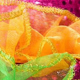 Super Deluxe Carmen Miranda Costume   Sexy Spanish Costumes