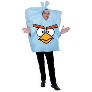 Rovio Angry Birds Ice Bomb Bird Adult Costume, 804428