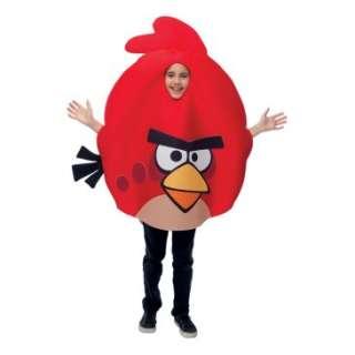 Rovio Angry Birds   Red Bird Kids Costume, 801658