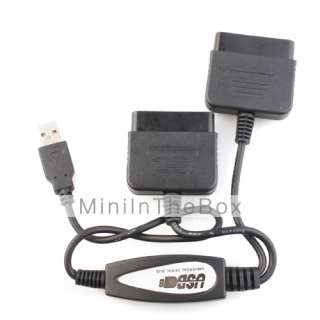 € 5.23   de doble panel de control de ps2 a usb convertidor para pc