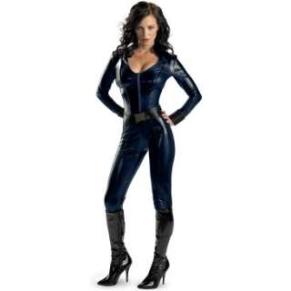 Iron Man 2 (2010) Movie   Black Widow Sassy Adult Costume, 69912