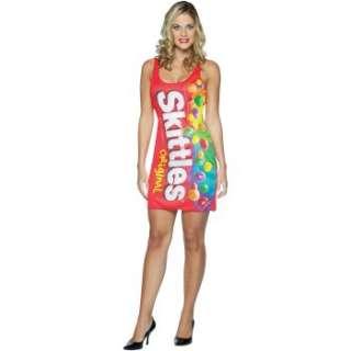 Skittles Tank Dress Adult Costume Ratings & Reviews   BuyCostumes