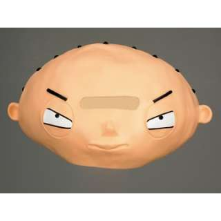 Adult Stewie Griffin Vinyl Mask   Family Guy Masks   15DG10532