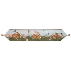 Bunny Hop Table Runner   72