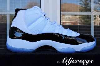 2011 DS Nike Air Jordan 11 XI Retro Concord White Black Playoff XII IV