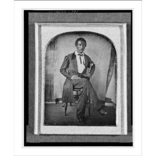 Historic Print (M) [R. McGill, full length portrait, seated in chair