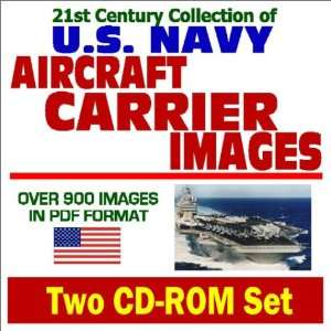 21st Century Collection of U.S. Navy Aircraft Carrier