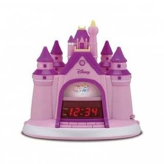Hour Garden Talking Alarm Clock Radio with Nightlight Electronics
