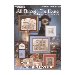 house Charted for cross stitch (Leisure Arts leaflet 189) Anne Van