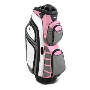 Bag Boy 2012 XLT 15 Ladies Golf Cart Bag (Pink) Sports