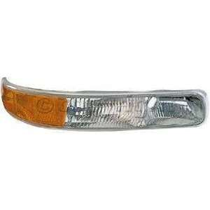 PARKING LIGHT chevy chevrolet SUBURBAN 00 05 SILVERADO PICKUP 99 02