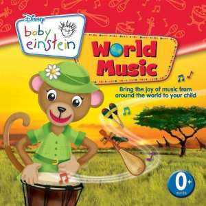 Baby Einstein World Music Baby Einstein Music Box