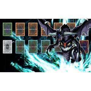 Dark End Dragon 1 Yugioh Playmats Custom Made Playmat Play