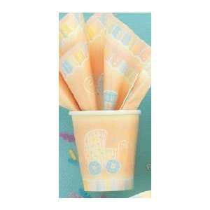 Baby Carriage Baby Shower Cups   Boy or Girl Baby Shower 9