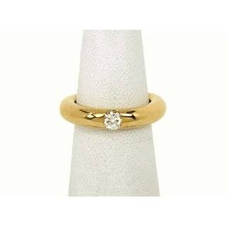 Love 18k Rose Gold Diamond Wedding Band Ring Jewelry