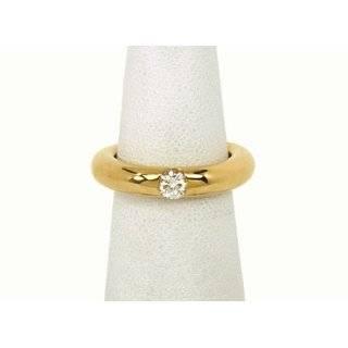 Love 18k Rose Gold Diamond Wedding Band Ring Jewelry