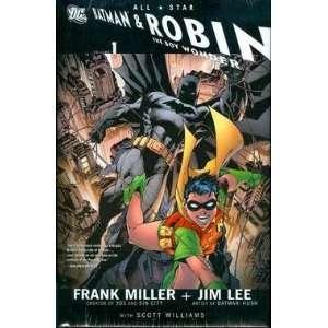 All Star Batman And Robin The Boy Wonder HC Vol 01