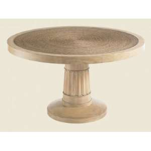 Tommy Bahama Home Bells Beach Dining Table Furniture & Decor