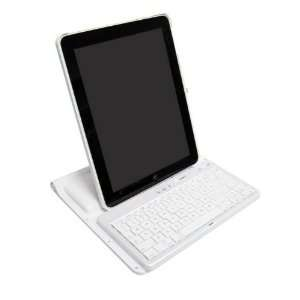 5pcs/lot Bluetooth Wireless Keyboard Leather Case for Ipad