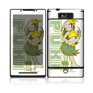 Puni Doll Design Decorative Skin Cover Decal Sticker for