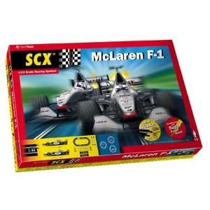 32 McLaren F 1 Slot Car Race Set, Analog (Slot Cars): Toys & Games