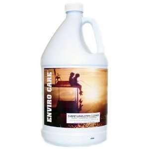 Enviro care carpet & Upholstery Cleaner   4X1 Gallon Case