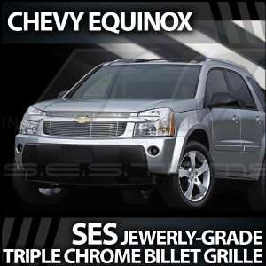 2005 2009 Chevy Equinox SES Chrome Billet Grille