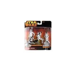 Star Wars Clone Trooper Army Action Figure Multi Pack