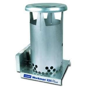 Convection Portable Propane Heater, 250,000 Btuh