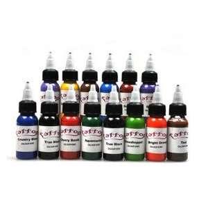 High quality 14 Color Tattoo Ink Set 14 30ml Health