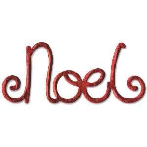 Sizzix Originals Die Medium Phrase Noel Arts, Crafts