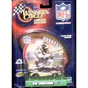 Minnesota Vikings 1999 Ford Mustang NFL Diecast 164 Scale with Randy