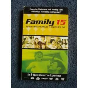 Family 15 DVD Collection Building Christian Families 15
