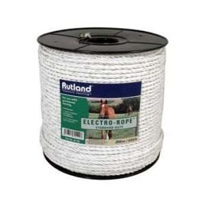 Electro Rope 660 ft. White Patio, Lawn & Garden