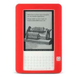 Premium Red Soft Flexi Flexible Silicone Skin Case Cover