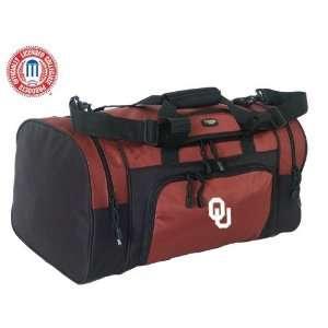 Luggage Oklahoma Sooners Crimson Sport Duffle Bag