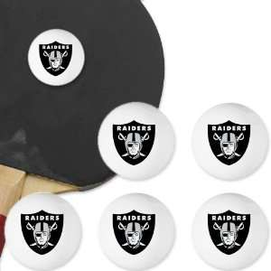 Oakland Raiders Table Tennis Balls