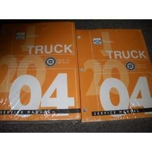 2004 Chevrole Chevy Geo racker Service Manual Se OEM (3
