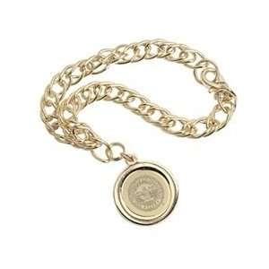 Oklahoma   Charm Bracelet   Gold