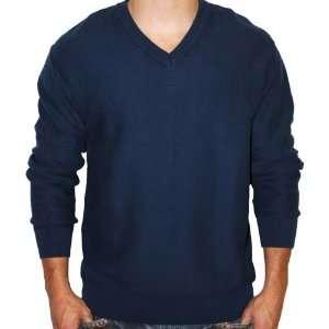 GREG NORMAN Essentials Sweater Mens Long Sleeve Shirt Cotton Golf