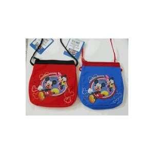 Disney Mickey Mouse Bag  Kids Accessory Purse (2 pcs set