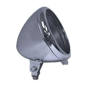 BKRider Stretched Headlight For Harley Davidson Automotive