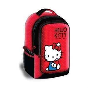 Hello Kitty Backpack Style Laptop Case  Red Electronics