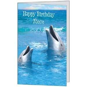 Birthday Niece Funny Humor Happy Child Best Greeting Card