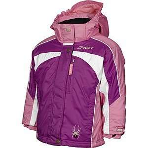 Spyder Bitsy Charge Ski Jacket Girls Sports & Outdoors