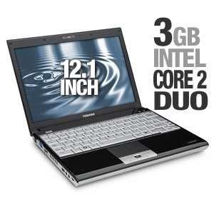 Portege A605 P210 Notebook PC   Intel Core 2 Duo SU9400 Electronics