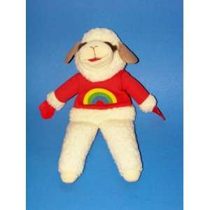 Sherry Lewis Plush Lamb Chop Puppet or Rattle Toys & Games