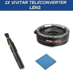 Microfiber Cleaning Cloth + Vivitar Lens Cleaning Pen. Camera & Photo