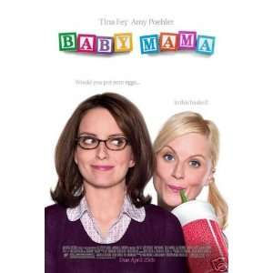 BABY MAMA Movie Poster   Flyer   11 x 17: Everything Else