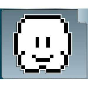 CLOUD from Super Mario Bros. vinyl decal sticker